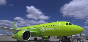 Парк «S7 Airlines» теперь насчитывает сотню самолетов без одного