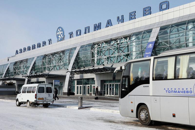 Автобусы в аэропорт Толмачево